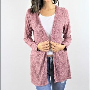 Final Sale!! Open Front Cardigan